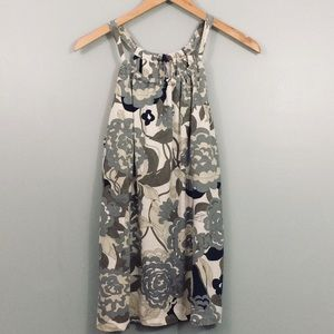 Old Navy Floral Printed Sleeveless Top Size XL